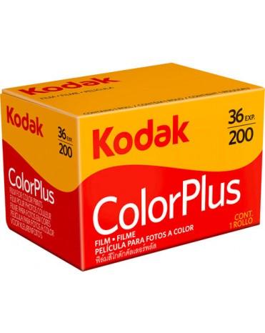 Фотопленка Kodak Color Plus 200 /36